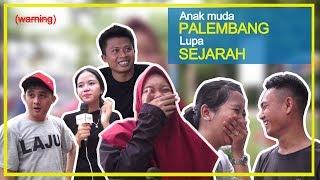 Anak Muda Palembang banyak yang lupa SEJARAH !!! (Hari Pahlawan 10 November)
