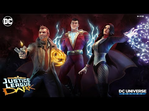 New Event & Episode: JUSTICE LEAGUE DARK! [OFFICIAL TRAILER]