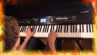 Baixar El Dorado - Two Steps From Hell | Piano + Sheet Music