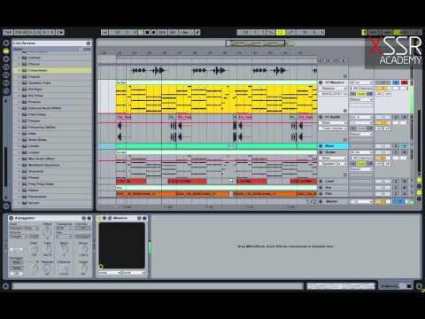 Daft Punk Vocoder (Ableton Live Tutorial)
