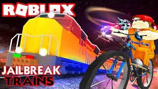Roblox | The train robbers Too alleged the Bride after being 8 years old Enter | The Jailbreak Train | Vamy Tran
