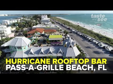 Hurricane Seafood Restaurant And Rooftop Bar | Taste And See Tampa Bay