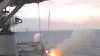 seasparrow launch van m-fregat