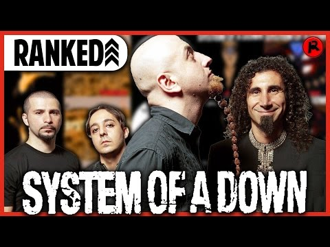 Every System of a Down Album Ranked WORST to BEST Mp3
