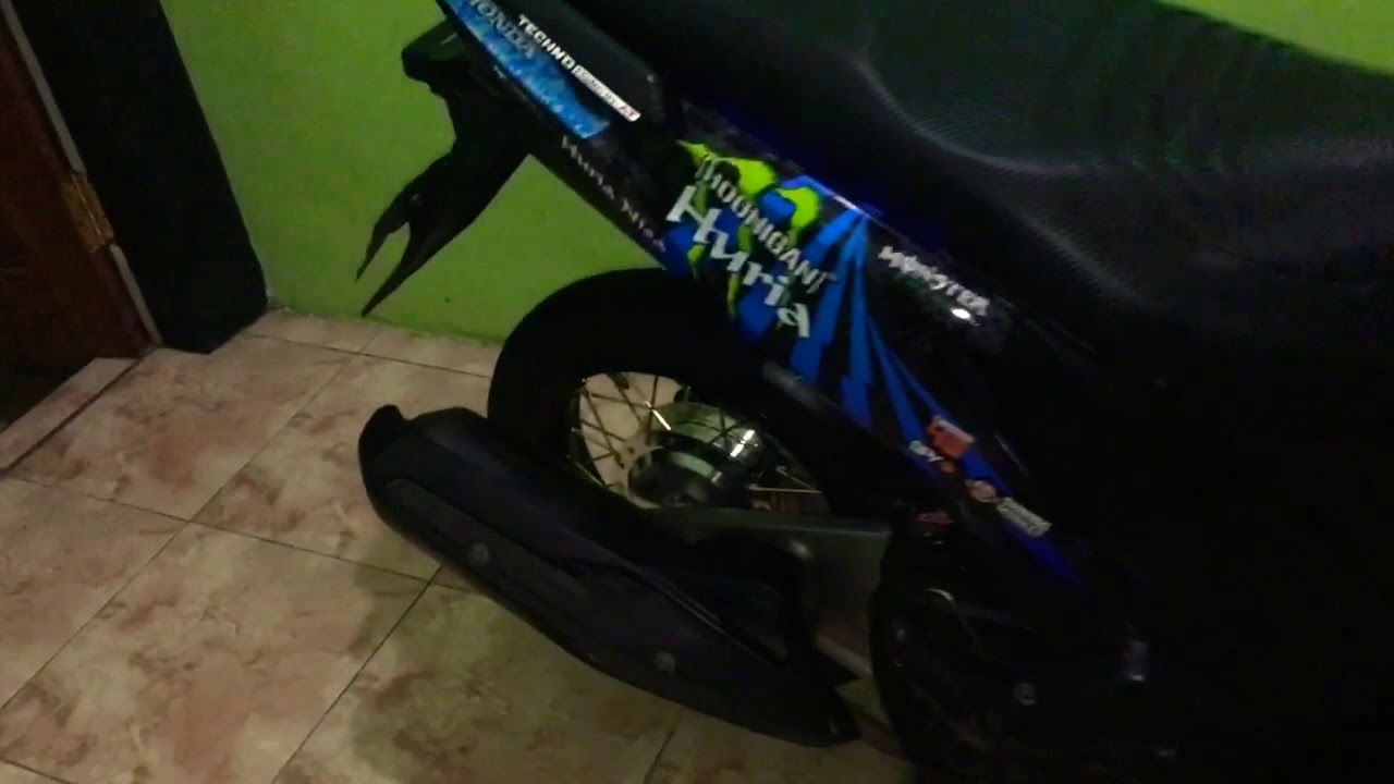 Modifikasi Vario 125 Decal YouTube