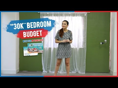 30K++ Bedroom Budget - Mandaue Foam Home TV
