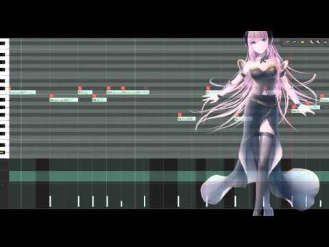【LUKA V4x】Luka Luka★Night Fever/ルカルカ★ナイトフィーバー【VOCALOIDカバー】