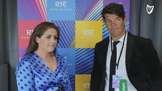WATCH: Donncha O'Callaghan and Fiona Coghlan on Ireland's 'tough' upcoming World Cup