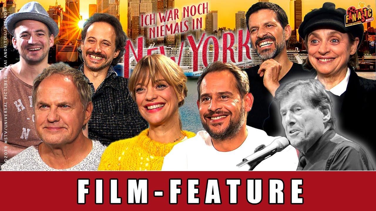 Ich war noch niemals in New York - So turbulent waren die Dreharbeiten!!