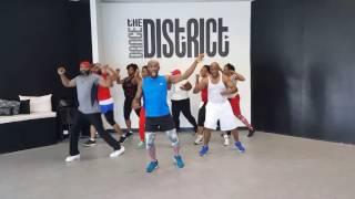 @CoreyCyoBrown W/ The UCDclt Dancers Take On, Me Too By Megain Trainor