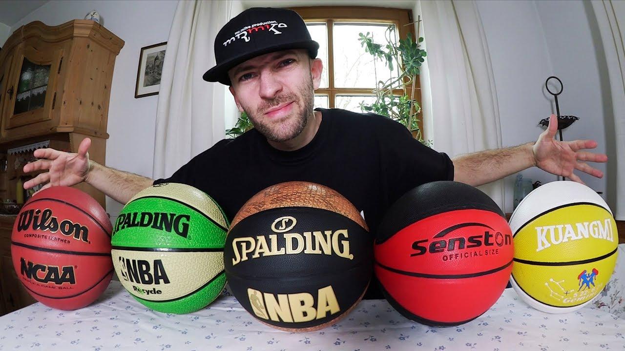 brand new be1f4 f3480 Welchen Basketball soll ich mir kaufen?