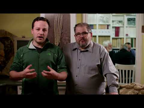 Musée de paléontologie et de l'évolution (Montréal) - Vidéo promotionnelle version longue