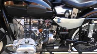 Мотоцикл Урал каким он должен быть. Сделано в Тюмени