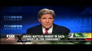 Kerry caught on hot mic disparaging Israel thumbnail