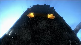 Nioh PS4 - потный босс Умибодзу. Без комментариев