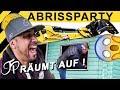 JP Performance - ABRISS PARTY & Bagger Schnitzeljagd in Dortmund