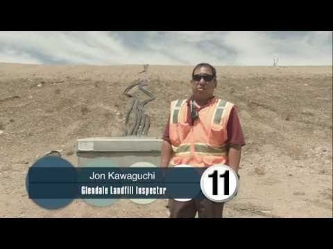Glendale Landfill Methane Gas Collection System