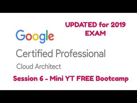 Google Cloud Platform Cloud Architect YT Mini Bootcamp - Session 6 Case Studies GCP