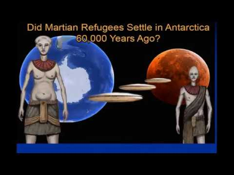 Michael Salla presents Antarctica's hidden history and the evolution of secret space programs