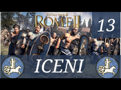 Let's Play Total War Rome 2:Iceni Survival Challenge #13