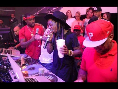 Lil Wayne Calls Out Birdman By Name/Announces 2 New Albums Live 5.28.16