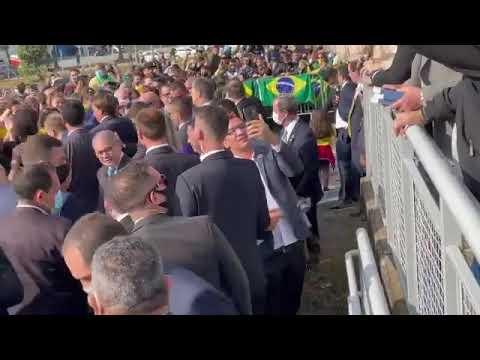 25   06   2021     Jair Massa de bolo quanto + bate + cresce sendo ovacionado em Sorocaba SP