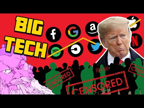 Does Big Tech Have Too Much Power? What Can We Even Do?