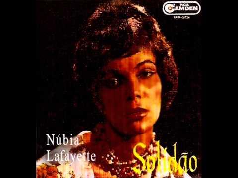 LP Núbia Lafayette Solidão (1960) Álbum Completo