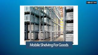 Free Consultancy On Mobile Shelving in Canada and USA