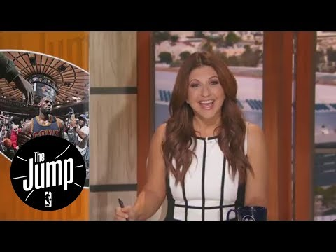 LeBron James is playing mind games with the Knicks | The Jump | ESPN