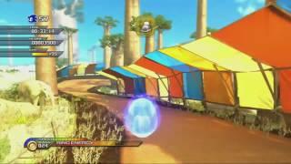 Sonic Unleashed Savannah Citadel Act1 Speedrun 00:44:15