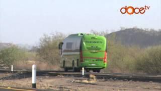 Interceptan autobús con 40 migrantes en carretera de Sonora