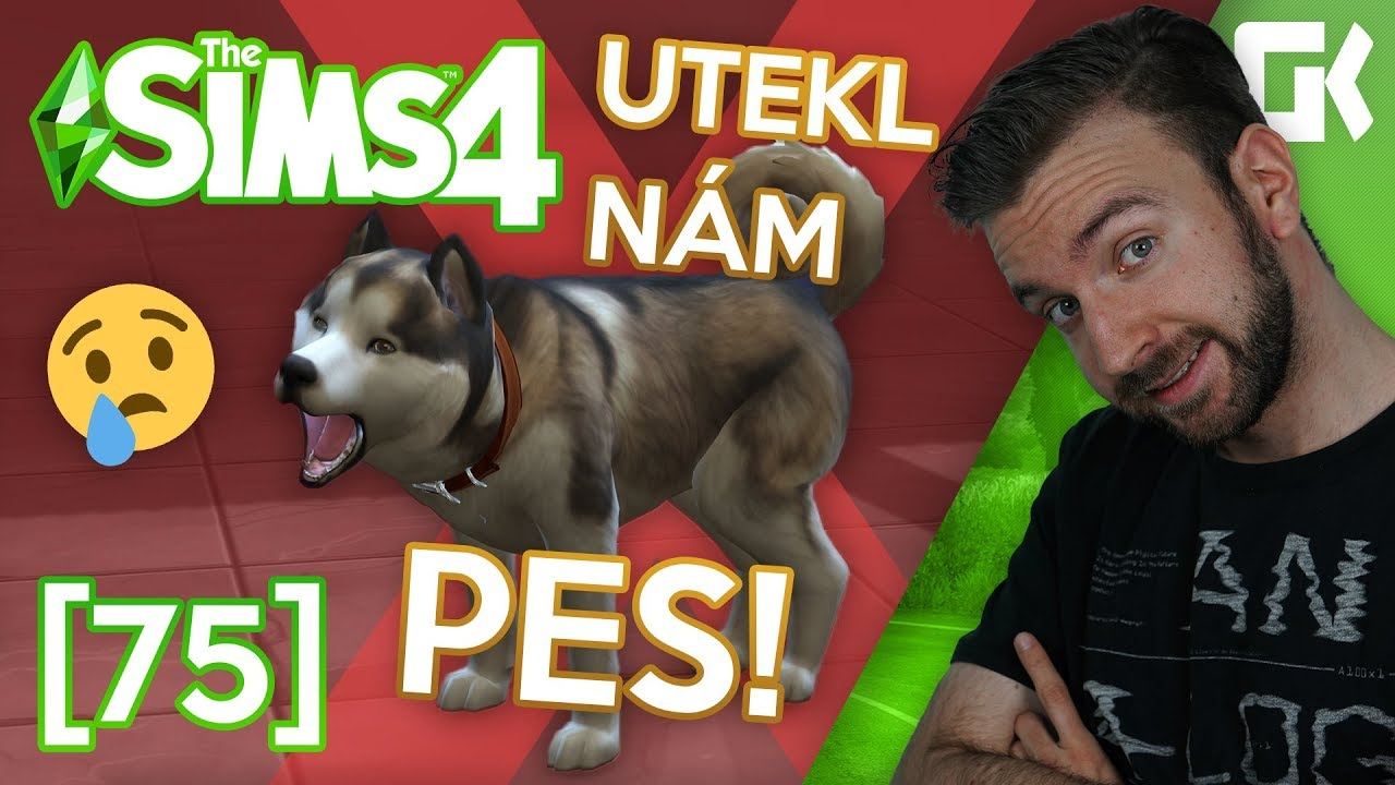 UTEKL NÁM PES!   The Sims 4 #75