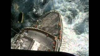 Sinking Cruise Ship
