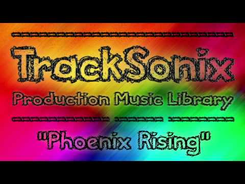 Phoenix Rising - Production Music for Film, Television, Media and Advertising.