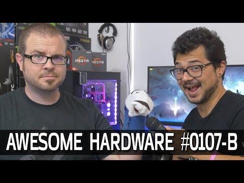 Awesome Hardware #0107-B: Skylake-X Benchmarks LEAKED, Insane Noctua Fans, #pimpmypc