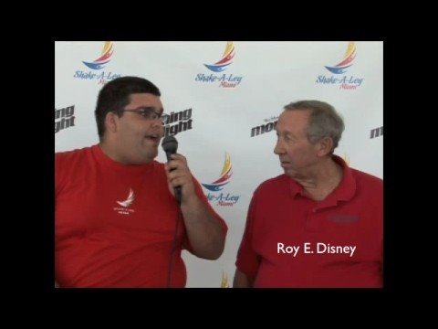Roy Disney Interview