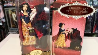 Disney Fairytale Designer Collection Snow White and the Witch Review