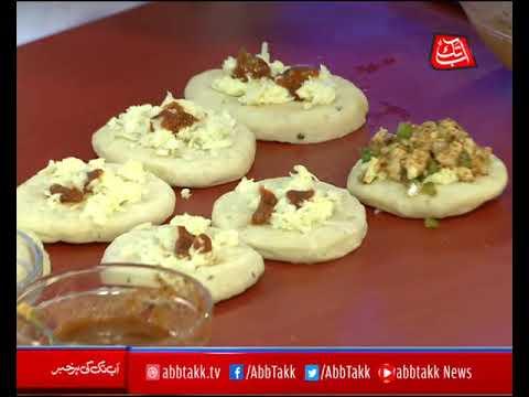 Abb Takk - Daawat-e-Rahat Ramzan Special - 6th Iftar (Kabab Koobideh) - 22 May 2018