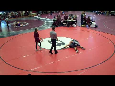 Kevin Baraza vs Upson Lee High School
