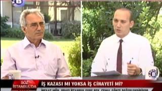 İSTANBUL'DAKİ REZİDANS İNŞAATINDAKİ ASANSÖR KAZASI
