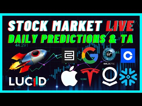 WHAT IS NEXT FOR THE STOCK MARKET?! 🔥 TECH AND GROWTH STOCKS AT THE BOTTOM?! | Stock Market Daily 📈