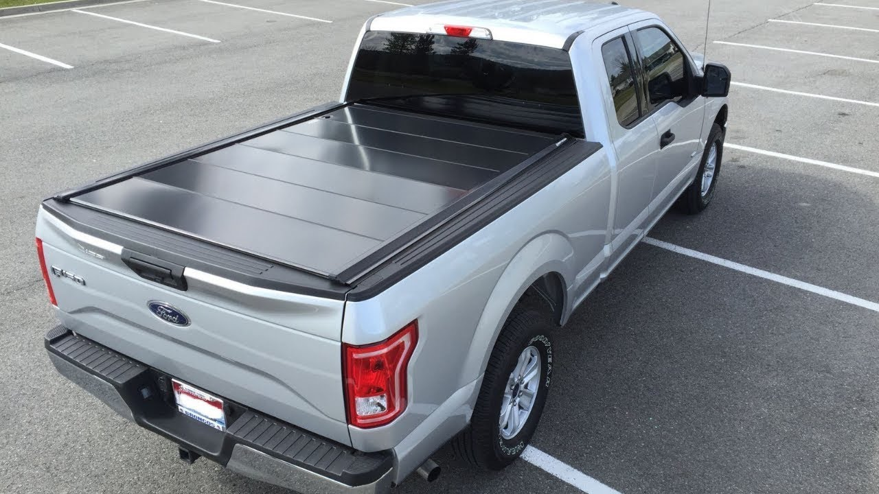 5 Best Truck Bed Cover 2019 Folding Roll Up Retractable More Youtube