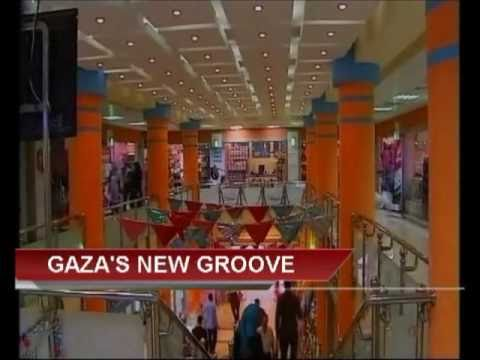 Gaza Luxury Mall and the Humanitarian Crisis