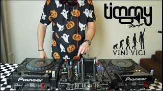 TIMMY TRUMPET & VINI VICI & DIMATIK  - HALLOWEEN 2018 (LIVE MIX) HD HQ