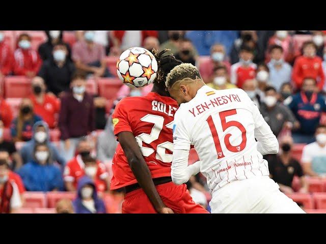1ª jornada UCL 21/22: Sevilla FC 1 - FC Salzburgo 1