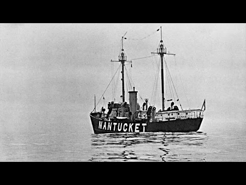 The History of the U.S. Lightship Service