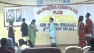 persembahan malam mesra kebudayaan kem plkn air keroh kumpulan 1 siri 2 2004/2005