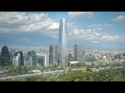 Top tallest buildings in South America