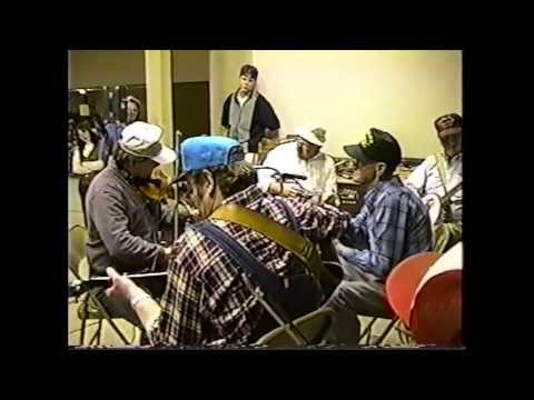 Jam Session and Dance at Wien, Missouri  (clip #15) Charlie Walden - Dance Around Molly